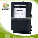 ISO 9001 Factory YEM082TP Three Phase Four Wire Electromechanical Energy Meter , Active Energy Meter / Counter Meter