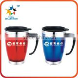 14 oz stainless steel Vacuum Insulated Travel mug /Stainless Steel vacuum tumbler/vacuum auto mug