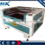 3d laser engraved crystal cube machine co2 100w fabric/acrylic laser engraving cutting machine