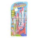 Newest eva rocket shooter toy,foam flying rocket shooting toy,eva shooter toy