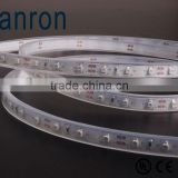 China manufacter free sample Waterproof IP66 Green 60 Leds SMD3528 flex led strip tape light lighting