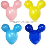 Wholesale 2014 Mickey Mouse Shape Latex Balloons Animal Balloon For Party Decoration Toy Party Wedding Birthday