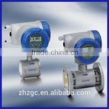 Krohne OPTIFLUX 7300 Electromagnetic flowmeter with non wetted electrodes and ceramic liner