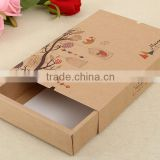 pull out drawer paper box