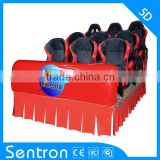 Sentron high quality 5d ride game machine cinema 5d theater seat used 5d cinema equipment for sale