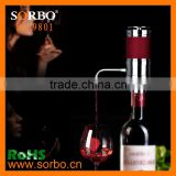 SORBO Business & Gift Potable Electric Wine Decanter High-end Wine Aerator