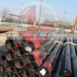 SAW welded line pipe