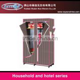 Good quality folding fabric wardrobe