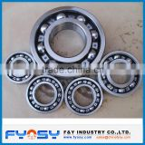 602X bearing 2.5x8x2.8mm open ball bearing deep groove ball bearing 602X miniature ball bearing for motor for toy