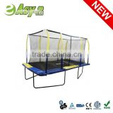 7ft*10ft Rectangle indoor trampoline Hot On Sale with TUV certificate