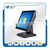 12/15' inch TFT LCD touch screen pos touch terminal machine for Retail usb/rs232/ps/2l--HZQ-T9150