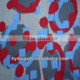 100% polyester jacquard upholstery fabric for bus seat