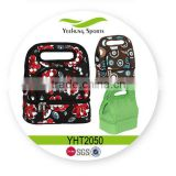 Custom Full Insulated Lunch Tote Bag Nice Picnic Bag for Promotion