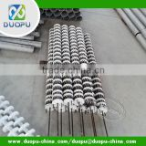 Radiant tube heater Electric heating element for kiln duopu
