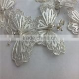 pure silver butterfly decorations silver plating butterfly artwork electroplating factory