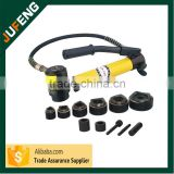 excellent quality Manual Hydraulic Hole Puncher assembly tools hole digging hydraulic punch driver syk-8b