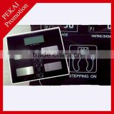 Digital Bia Fat Monitor Scale Body Mass Index Bmi Fat Water Bone Cal Weight