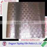 embossed synthetic leather for furniture, bag, belt