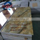 Furniture board production line MARBLE SHEET MACHINE PVC Indoor Home Decoration Board Production Line