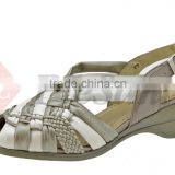 Comfort shoe for womens leather PieSanto 2562 made in spain quality