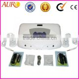 L: (Au-04) Desktop Ion detox foot spa detoxification ionic cleanse detox equipment with MP3