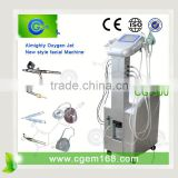 personal care product hyperbaric oxygen jet peel injection spa oxygen infusion professional wholesale beauty salon equipment