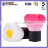 synthetic hair/animal hair kabuki brush make up kabuki brush professional kabuki brush powder brush on hot promotion