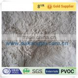 Alpha gypsum plaster powder for casting