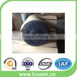 Thermal Heat Rubber Foam Insulation roll with adhesive
