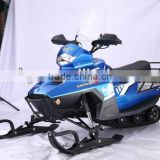 2014 new design 150cc snowmobile/snowscooter