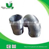 Air Ventilation Insulated Duct/Air Conditioning PVC Duct/Air Ducting Pipe for Hydroponics