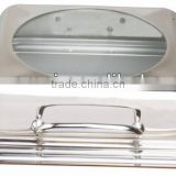 Induction Chafing Dish 2/3 Square with Glass Lid