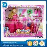 11.5 inch Kids fashion doll,wholesale kids fashion doll,Online Doll Dress-Up Girl Game