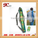 Promotional logo printing neoprene 6 pack can cooler tube
