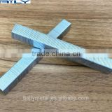 Direct factory manufacture 71 series staples with high quality, 7116, 7114, 7112, 7110 staples