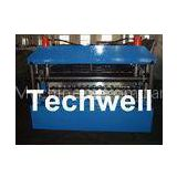 Long Span Corrugated Roofing Sheet Roll Forming Machine Exported To Nigeria