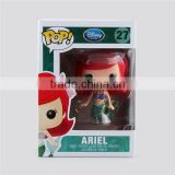 SV-TB002A Disny POP figures,The Mermaid Ariel POP action figure, wholesale price POP figure dolls