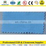 Antistatic ESD Fabric with Polyester or Cotton