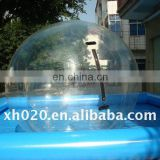 Inflatable Zorb TPU or PVC inflatable ball person inside