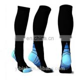 Sport Nylon Cushion Socks Compression#YLW-13