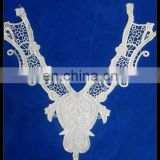 Polyester lace collar