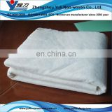 Hot airlaid 50% cotton 50% polyester wadding/padding for garment/quilt/home textile
