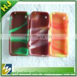 mix color silicone mobile phone case