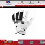Cheap saar Leather Golf Glove With Lycra