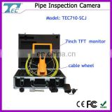 High quality pipe inspection camera TEC710-SCJ in sale