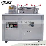 Fully automatic fried chicken box die cutting machine chicken box die cutter punching machine