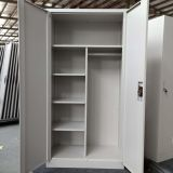 Metal Clothes Storage Cabinet Steel Lokcer