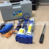 IT1102 1.5ton Car emergency tool kit 12v mini electric scissor jack