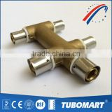 Guaranteed quality Malleable nickel plated union universal brass tube distributor