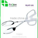 Good Suppliers OEM Service Cooking Tools stainless steel scissor tongs kitchen scissor tongs
